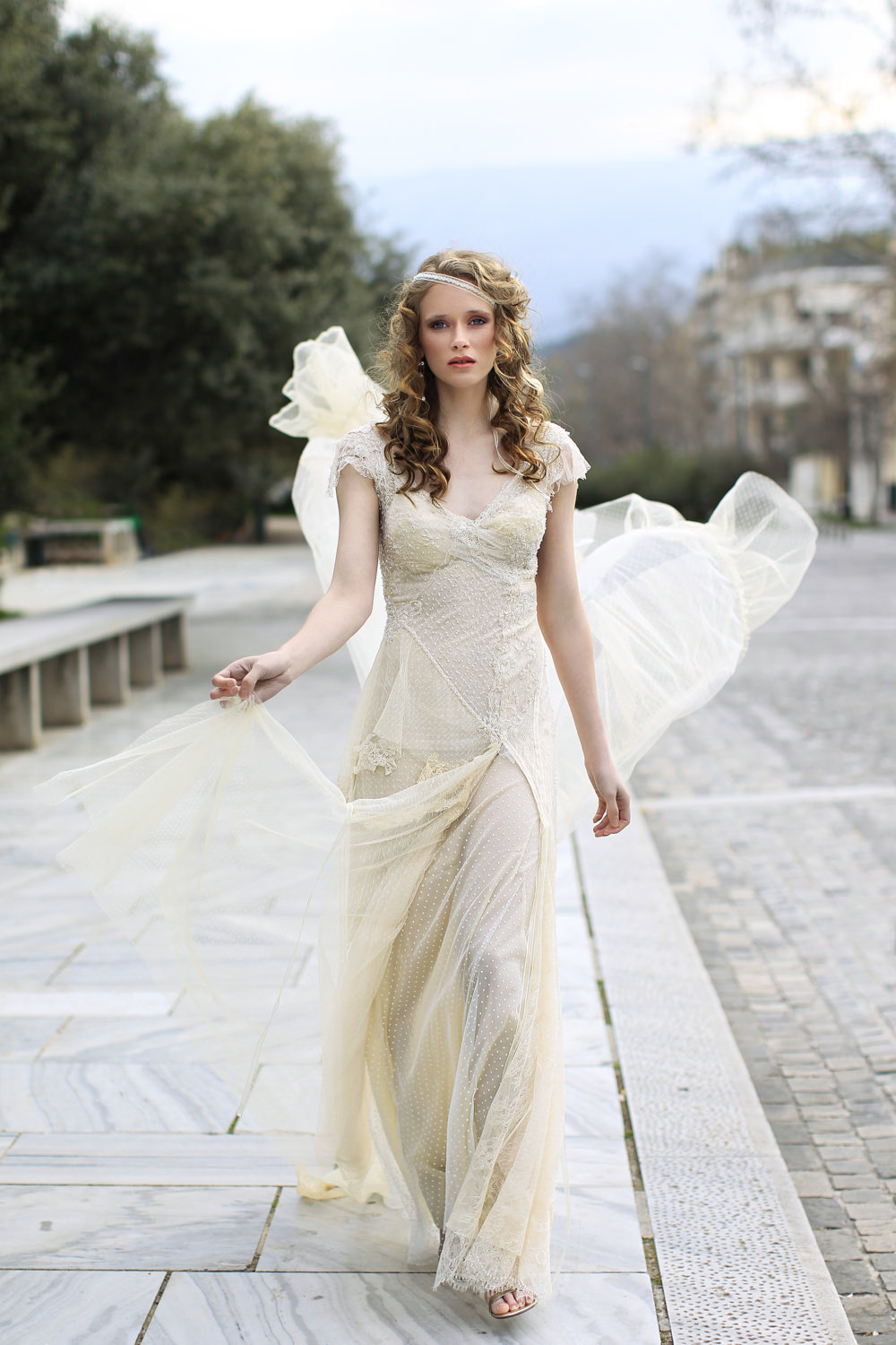 Bridal photography by Dimitris Giouvris | Aazria by NEM collection