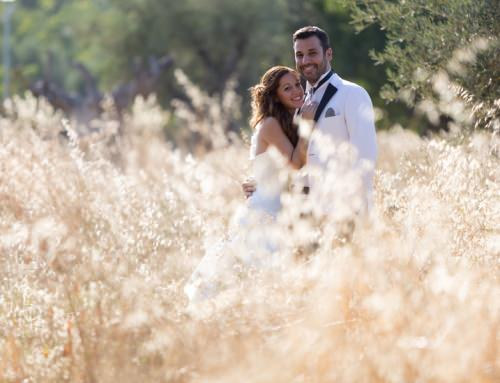 Panagiotis + Areti | summer time wedding