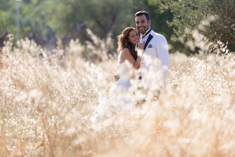 summer time wedding | Panagiotis + Areti