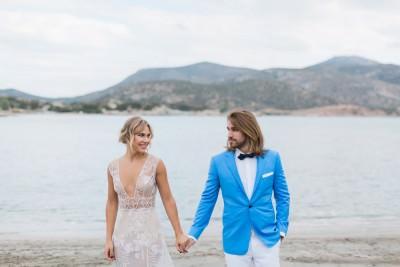 Bohemian Romance, an Athens Riviera styled shoot | dimitrisgiouvris.com | Athens Wedding Photographer