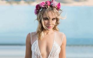 Bohemian Romance, an Athens Riviera wedding inspiration photo shoot