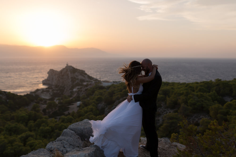 Loutraki wedding photographer