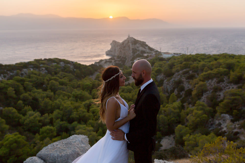 Ioanna & Ilias | Loutraki wedding photographer