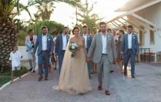 A Kythira wedding, Nicholas & Panayiota