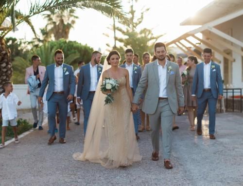 Nicholas + Panayiota | Kythira wedding