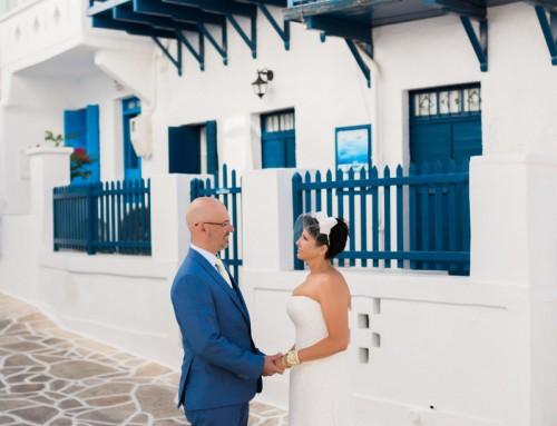 Paulina + Michal | Kimolos island wedding
