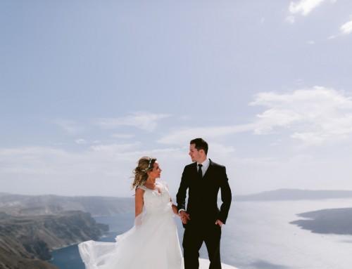 Le Ciel Wedding Hagai + Alejandra