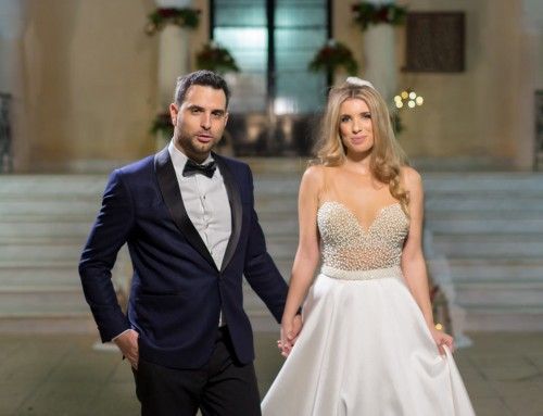 Christos + Maria | Christmas wedding in Chalkida Evia