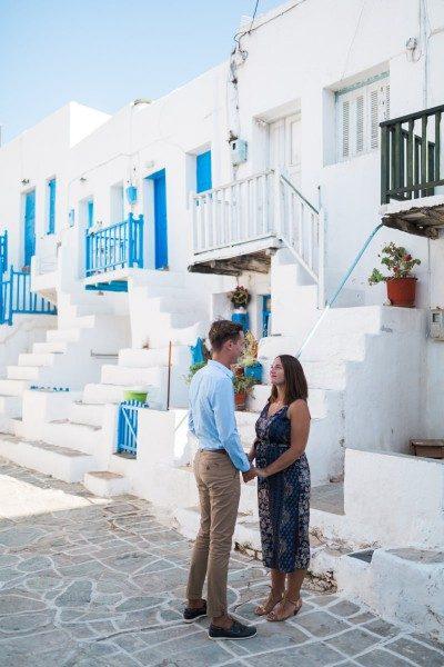 Kastro Folegandros elopement