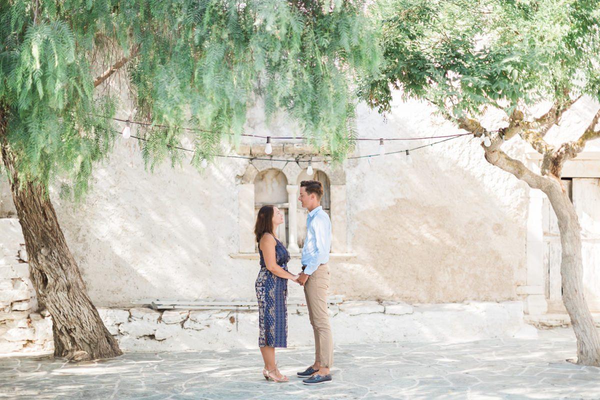 Folegandros elopement