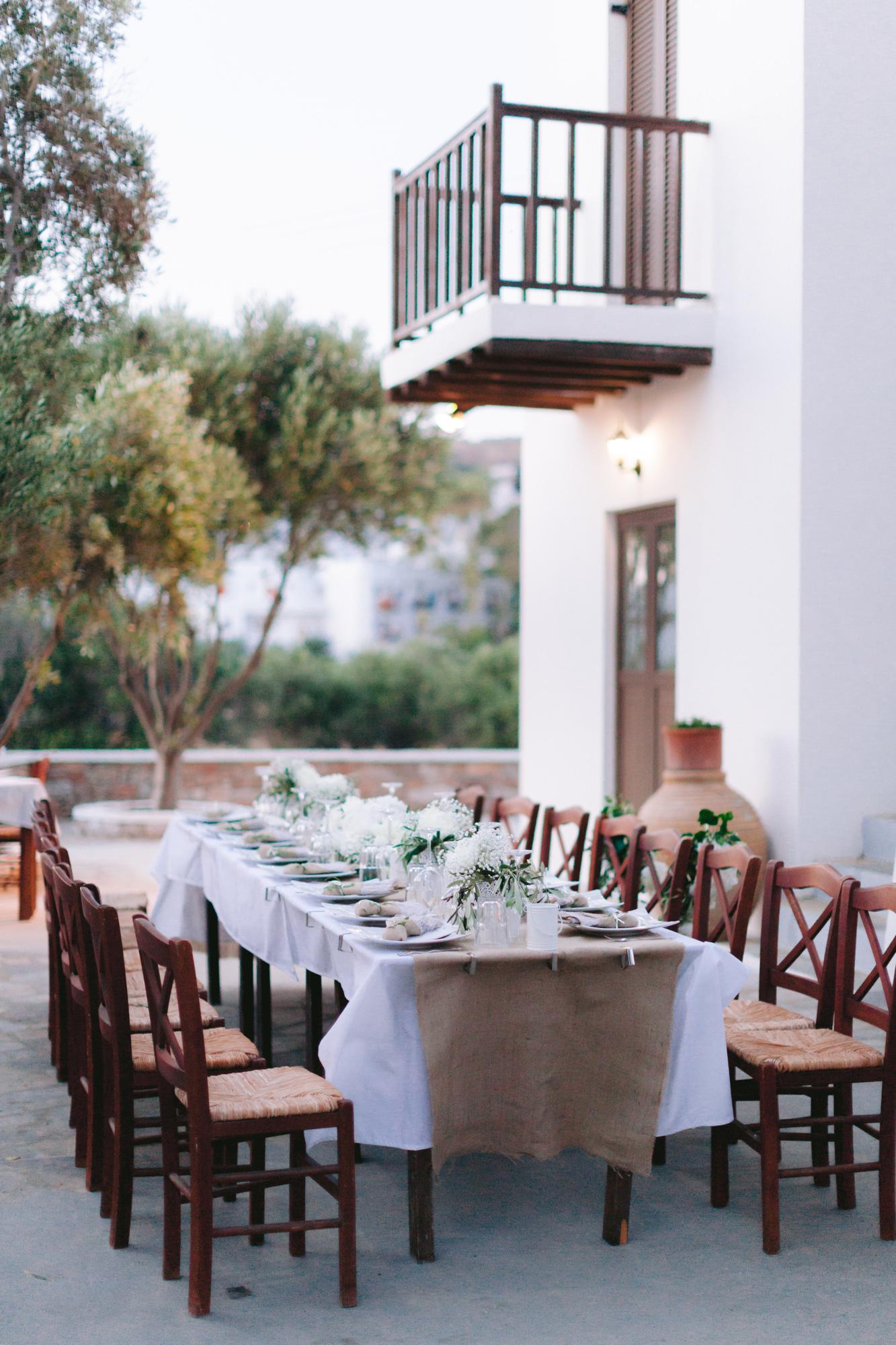 Wedding in Folegandros | Folegandros wedding