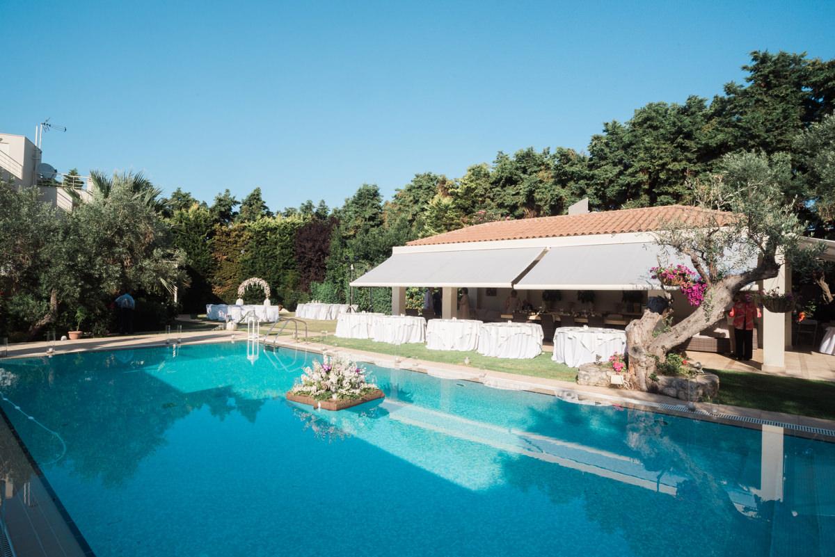 Evia wedding | The Marble Resort
