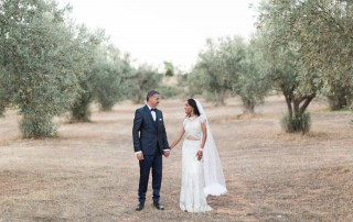 Evia wedding of Raffi + Alia