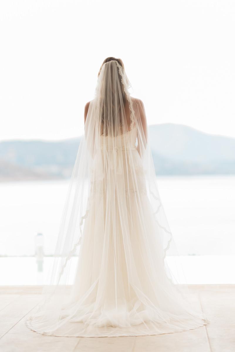 Athens Riviera Island wedding bride