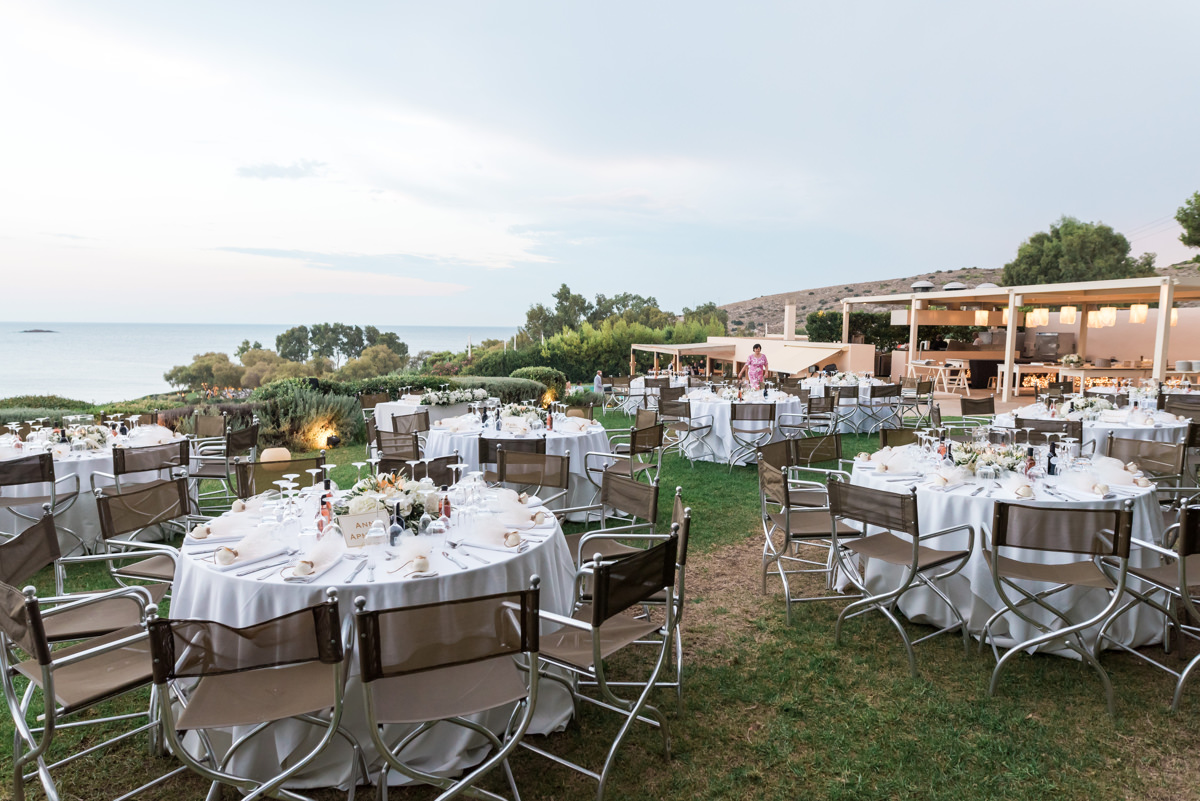 Athens Riviera Island wedding venue